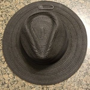 NWT banana republic black hat
